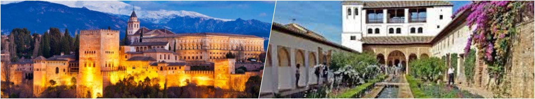 Ahlambra Palace - Generalife