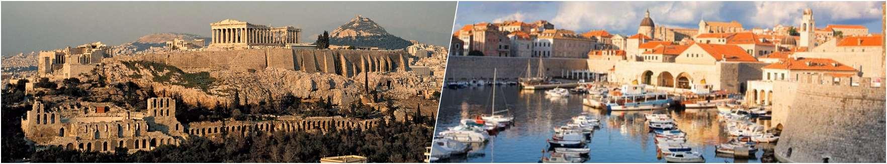 Athens Dubrovnik