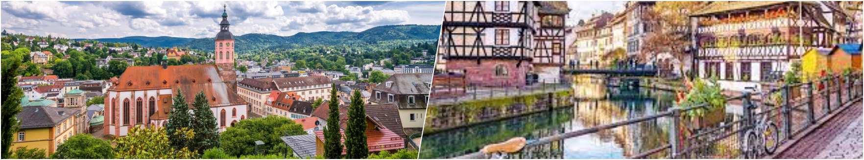 Baden Baden - Strasbourg