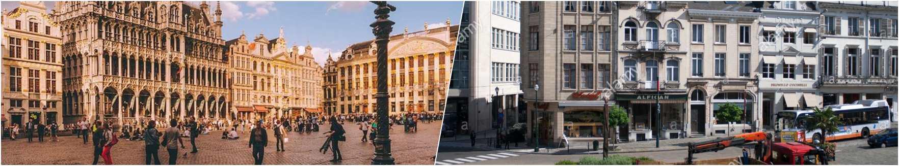 Brussels - Grand Sablon