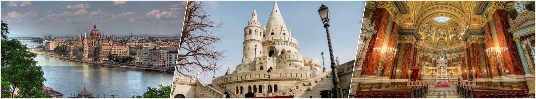 Budapest - Fishermen Tower - St. Stephen Cathedral