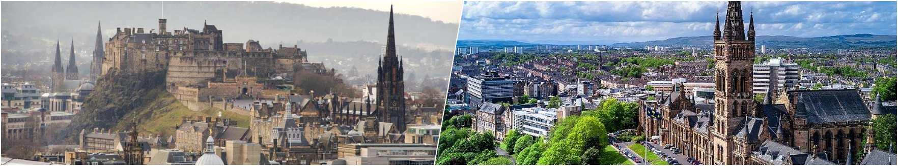 Edinburgh - Glasgow