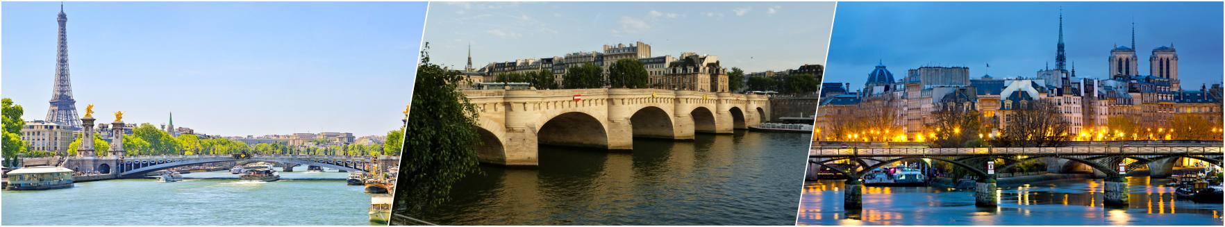 Paris - Pont Neuf - Isle de la Cite