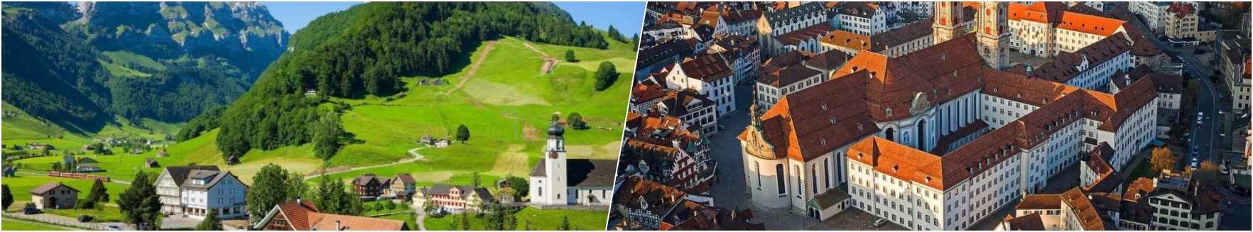 Appenzel - St. Gallen