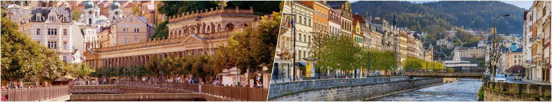Karlovy Vary - Tepla River