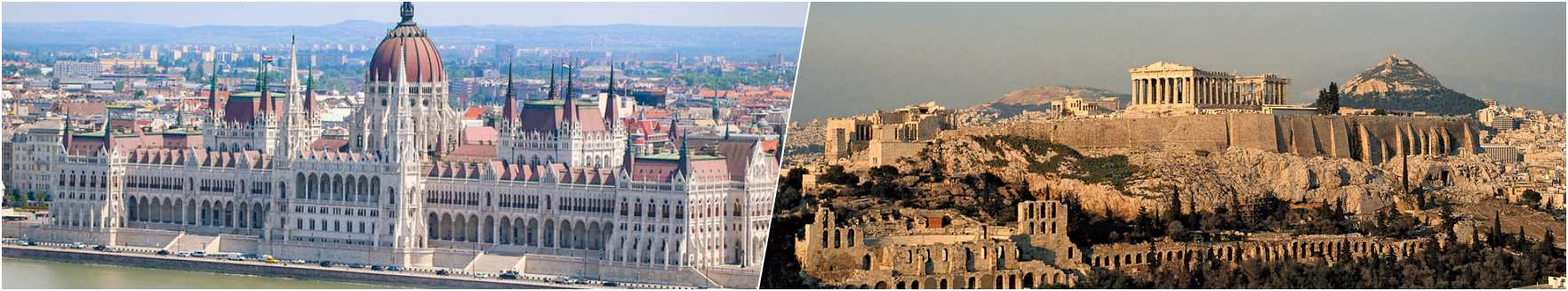 Budapest - Athens