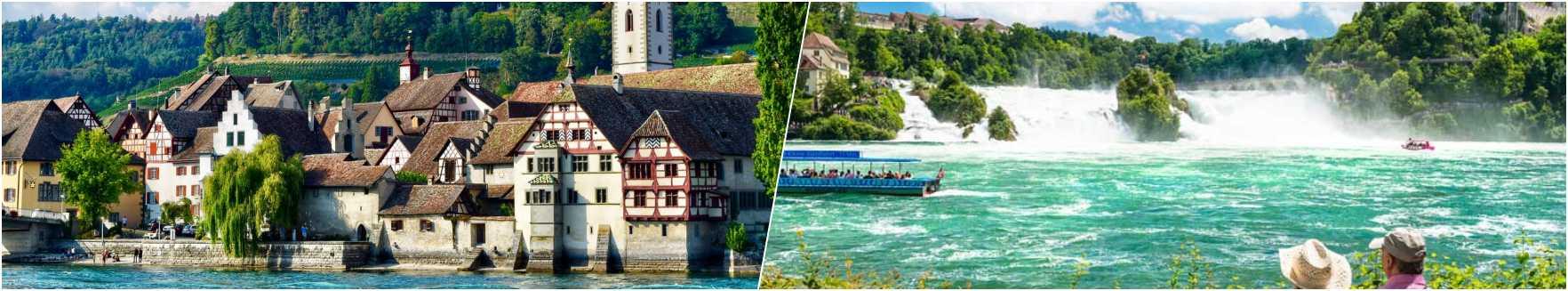 Schaffhausen - Rhine Falls