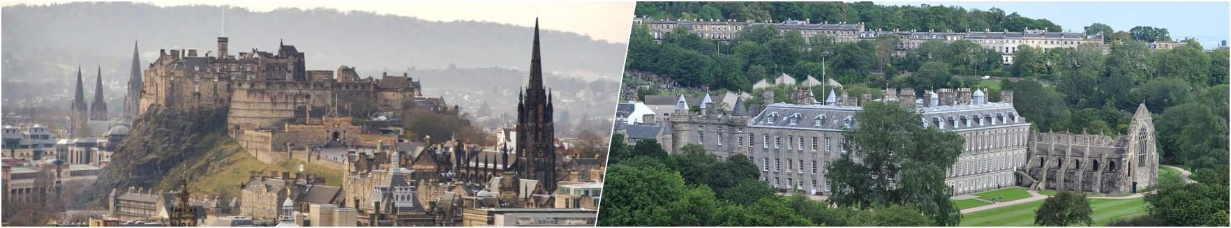 Edinburgh - Holyrood Castle