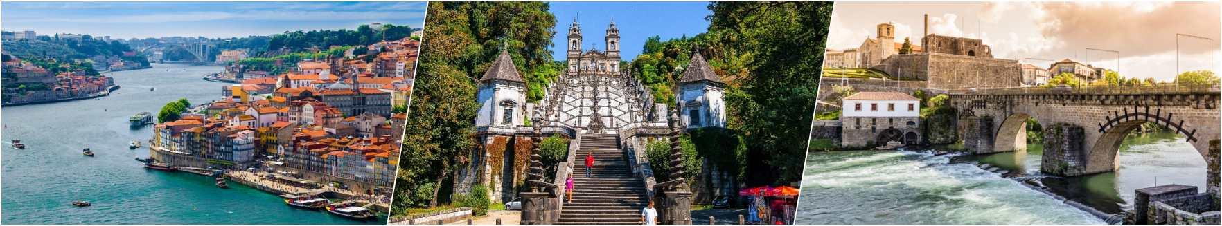Porto - Braga - Minho