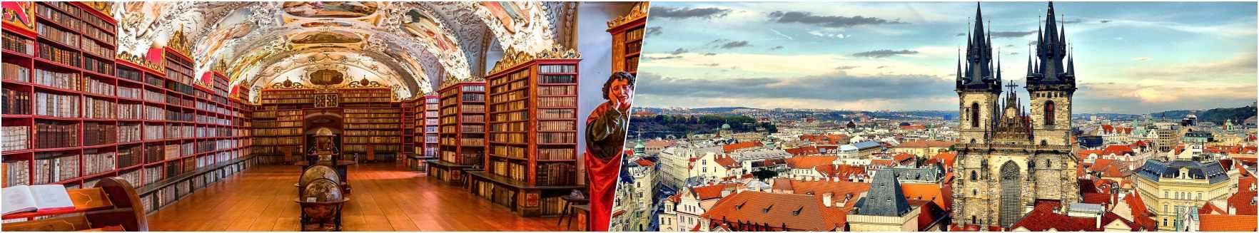 Strahov Monastery - Prague Castle