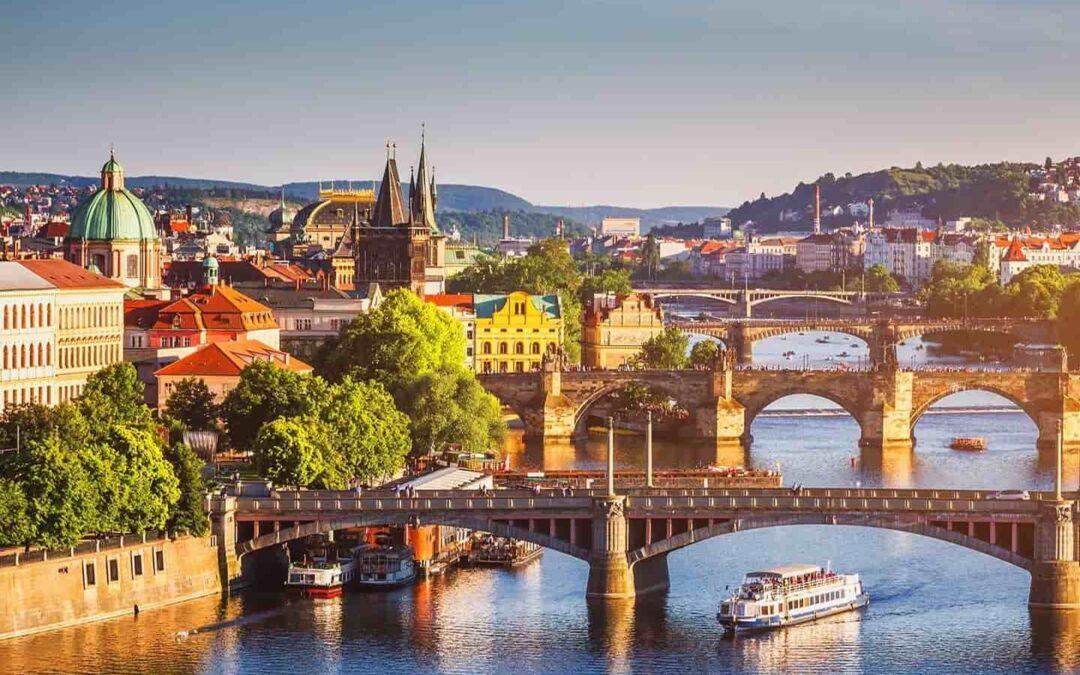 Πράγα: μια μεσαιωνική πόλη στο κέντρο της Ευρώπης