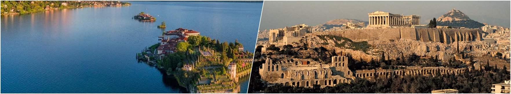 Lake Maggiore - Athens