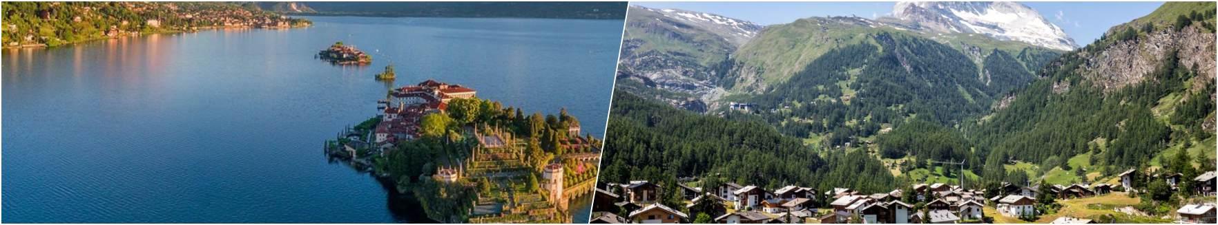 Lake Maggiore - Zermatt