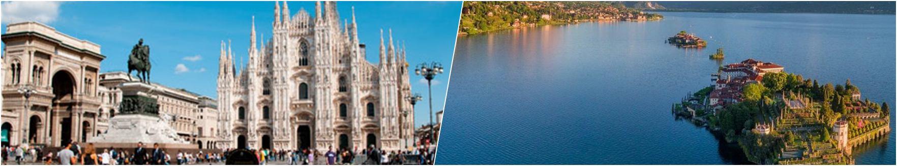 Milan - Lake Maggiore