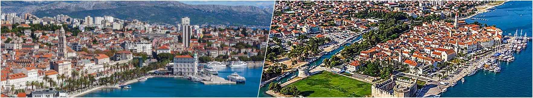 Split - Trogir