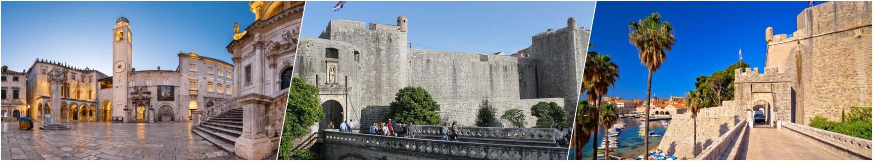 Sponza Palace - Pile Gate - Ploce Gate