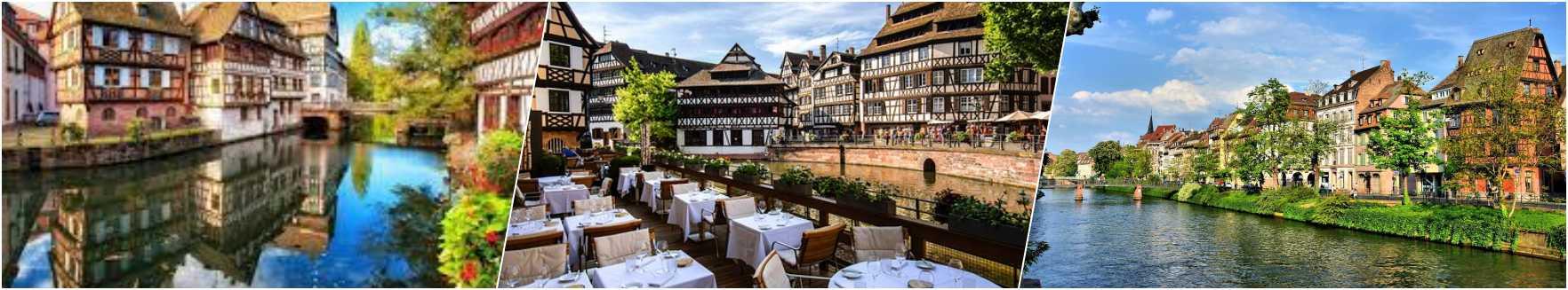 Strasbourg - Petite France - Ill River