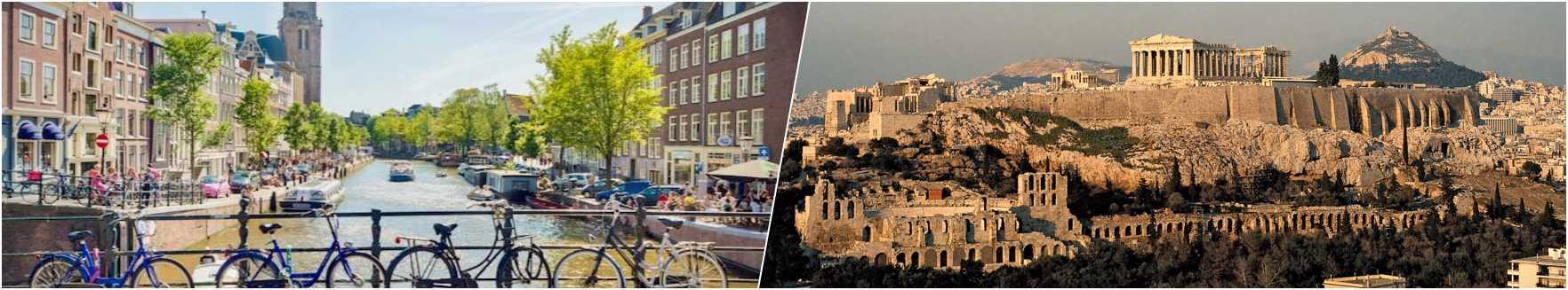 Amsterdam - Athens