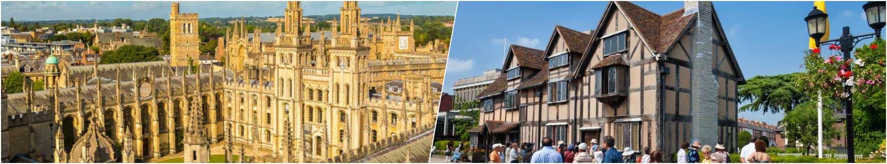 Oxford-Stratford upon Avon
