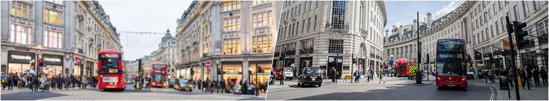 Oxford Street_Regent Street