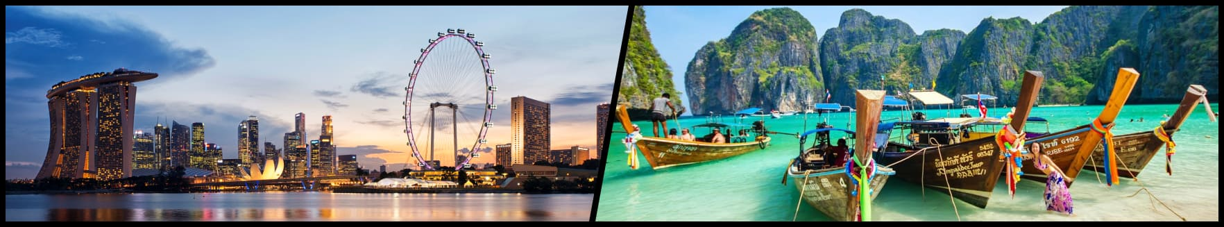 Singapore-Bangkok-Phuket