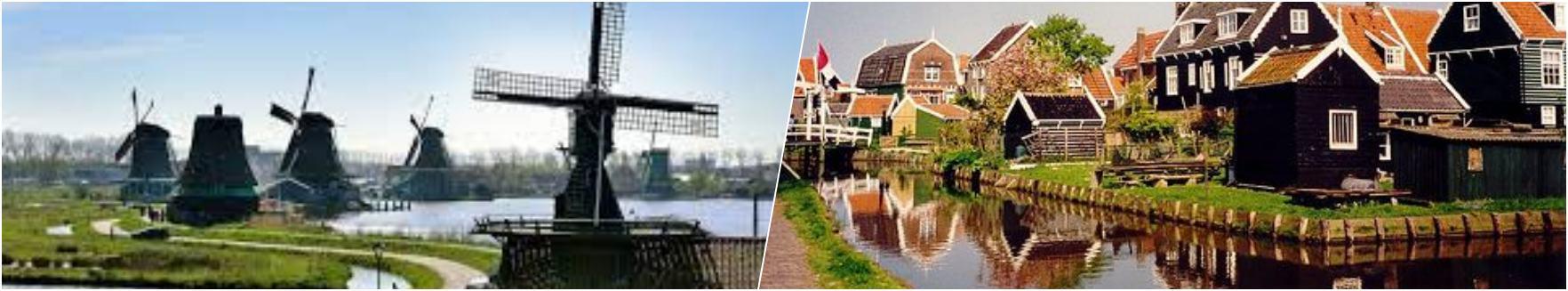 Zaanse Schans - Volendam