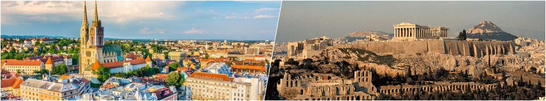 Zagreb - Athens