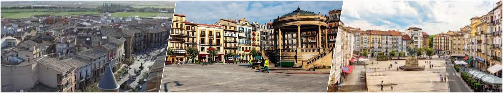 Navvare - Pamplona - Vitoria Gasteiz