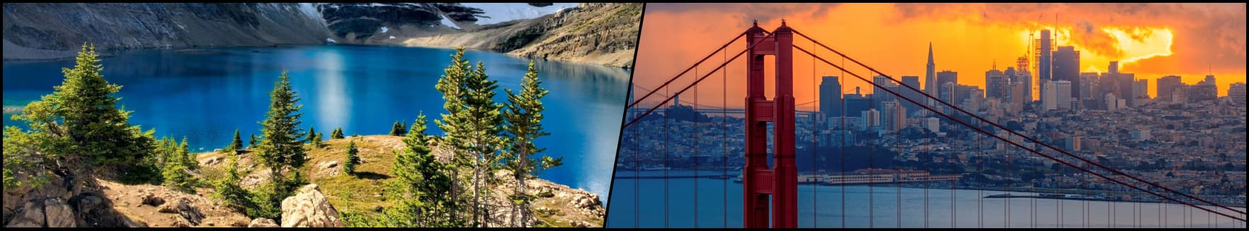 Yosemite - San Francisco