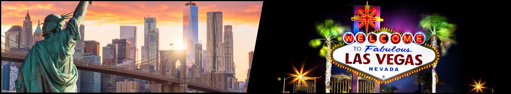 New York - Las Vegas