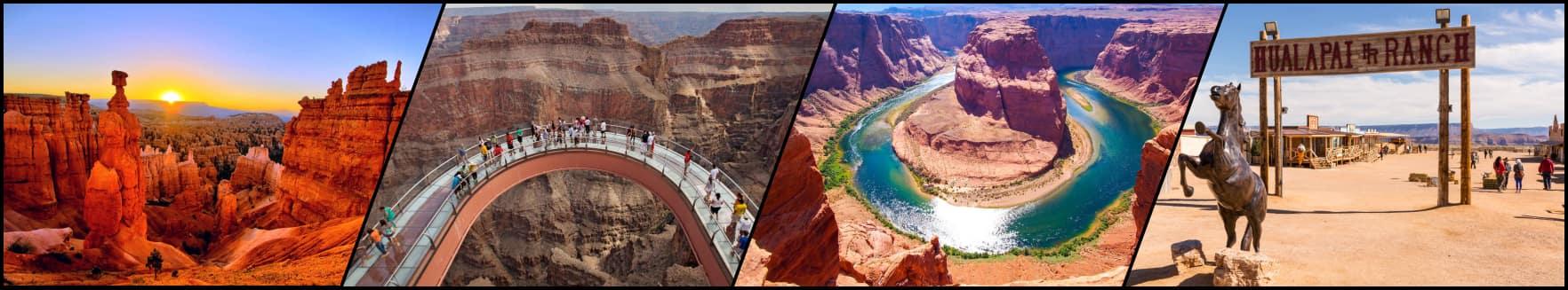 Las Vegas - Grand Canyon