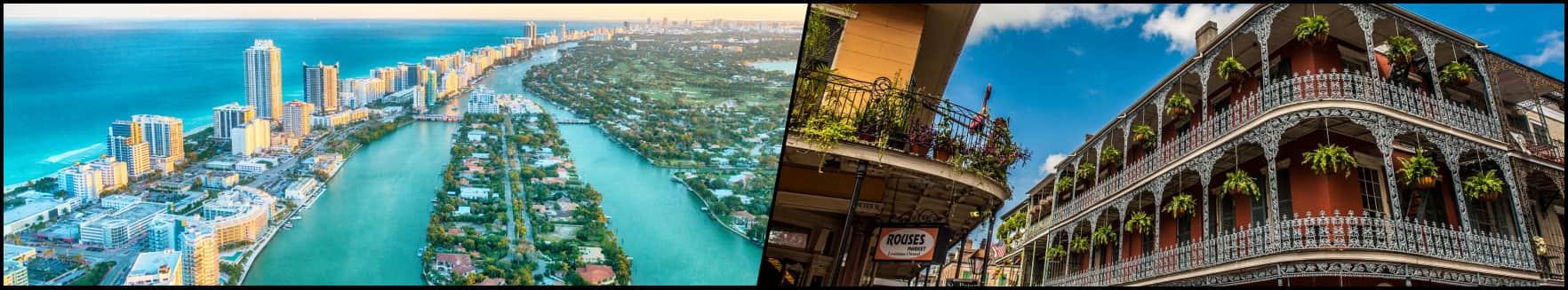 New York - New Orleans D12
