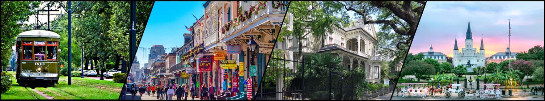 New York - New Orleans D13