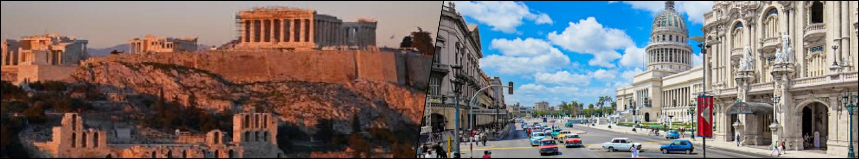 Athens - Havana