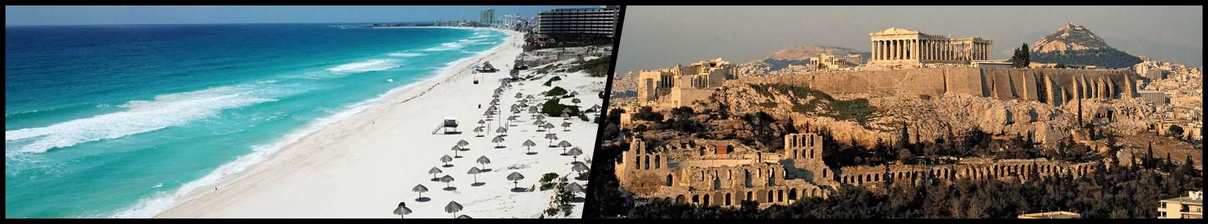 Cancun - Athens