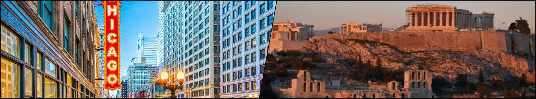 Chicago - Athens