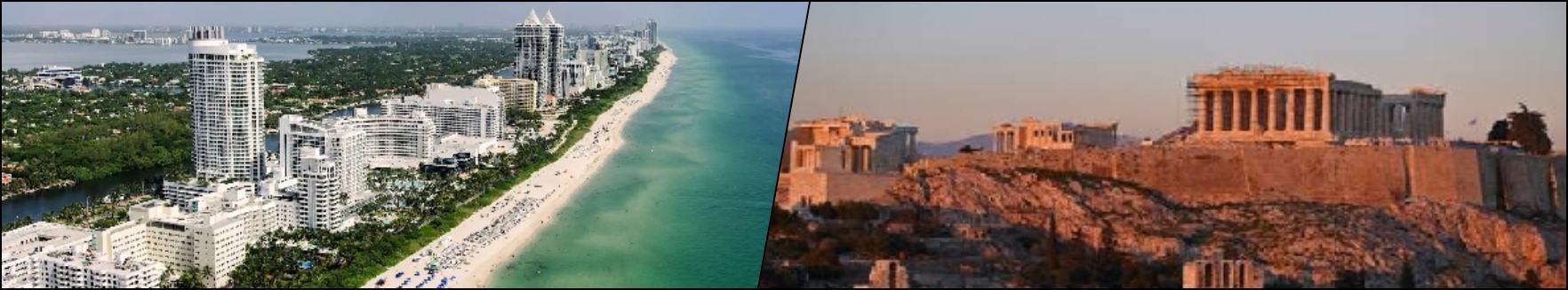 Miami - Athens