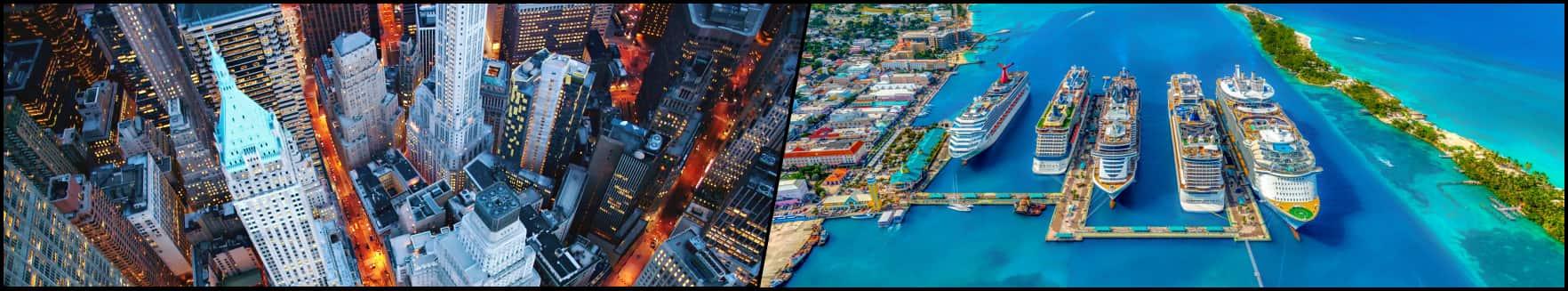 New York - Bahamas