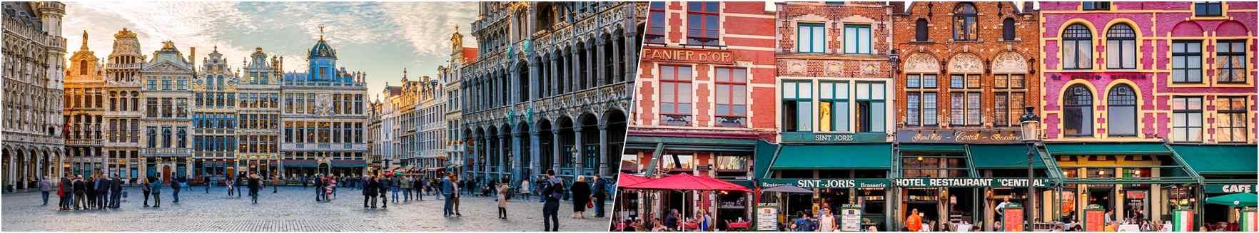 Brussels - Bruges