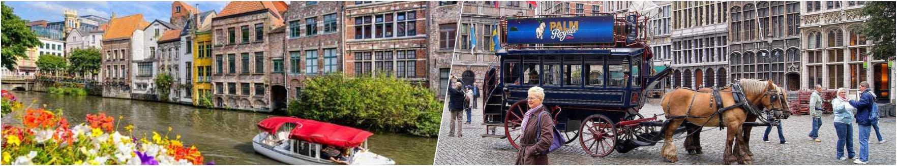 Ghent - Antwerp