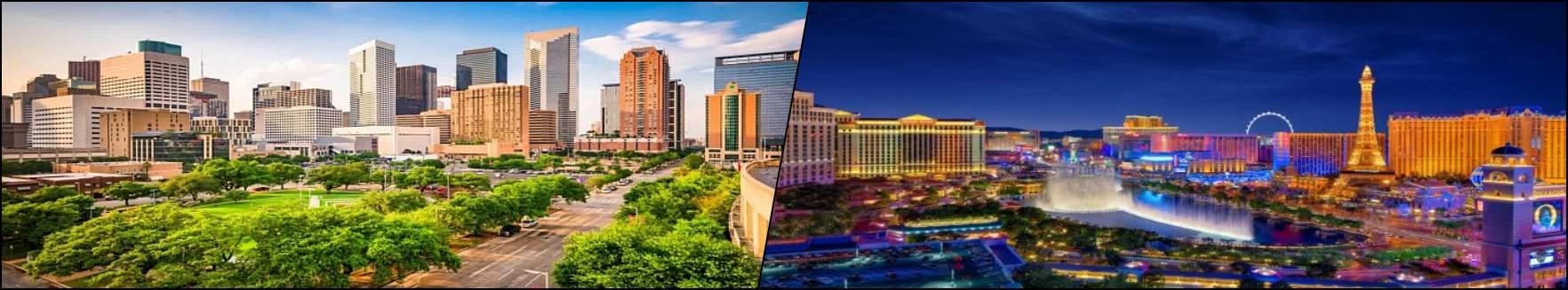 Houston - Las Vegas