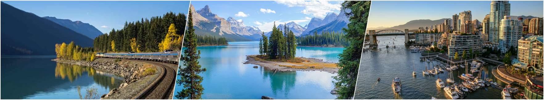 Jasper - Rockies - Vancouver