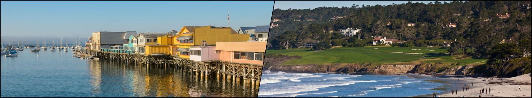 Monterey - Carmel