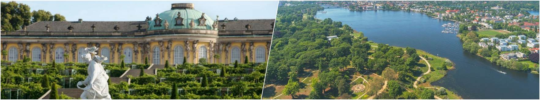 Sanssouci Palace - Potsdam