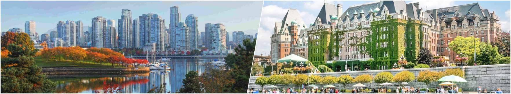 Vancouver - Victoria