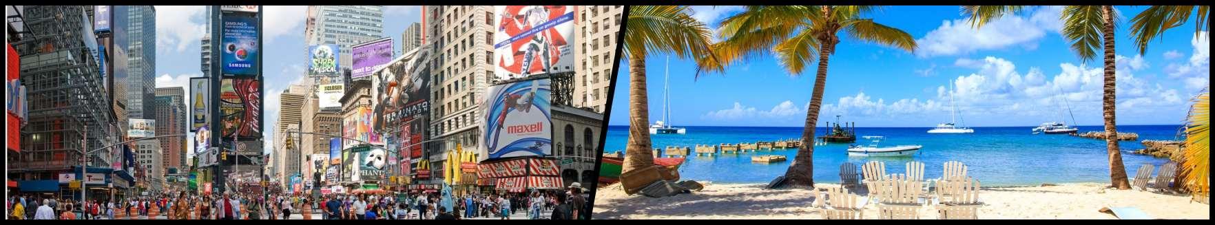 New York - Punta Cana