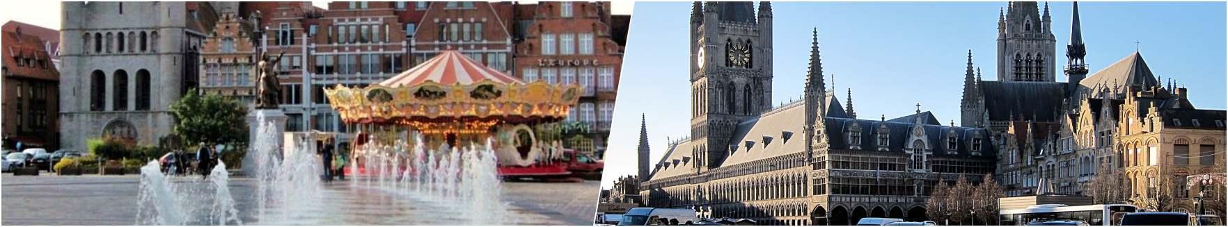 Tournai - Ypres