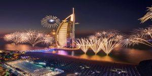 Dubai xmas