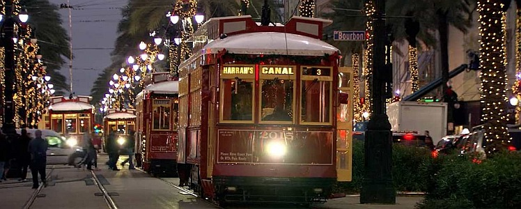 new orleans xmas